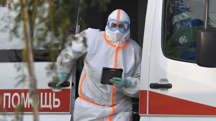 Rusiyada virusdan rekord sayda ölüm qeydə alınıb