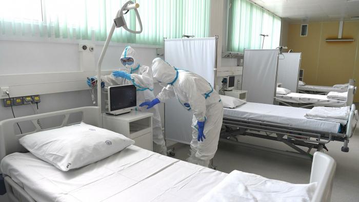 Rusiyada virusdan ölənlərin sayı 219 mini keçdi