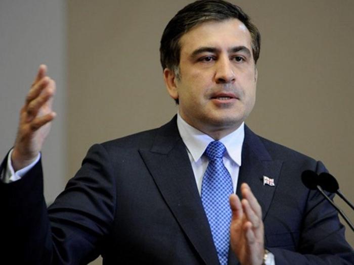 Mixeil Saakaşvili saxlanılıb