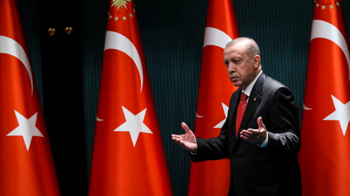 Changement climatique:Erdogan appelle tous les pays à se mobiliser