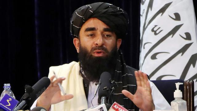 İŞİD-lə mübarizədə ABŞ-a ehtiyac duymuruq -    Taliban sözçüsü