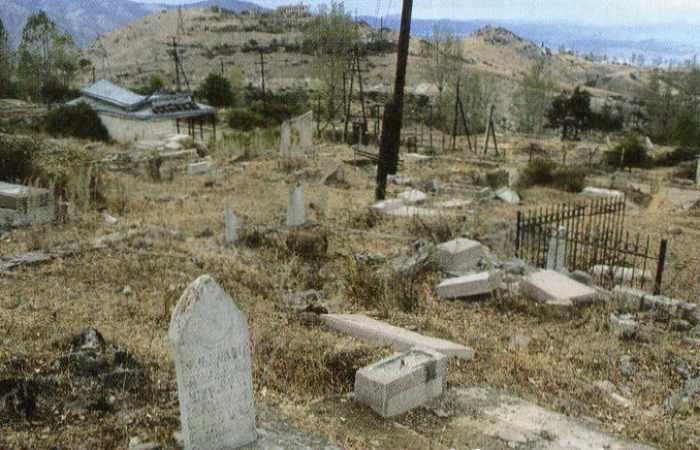 Zerstörung des Kulturerbes auf den armenisch okkupierten Böden - FOTOS
