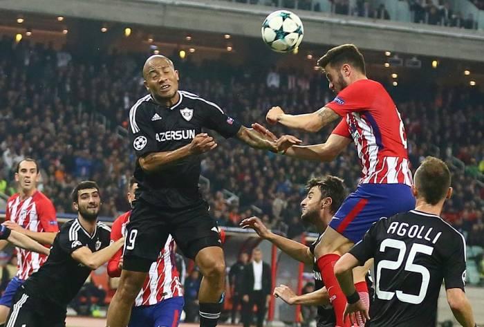 Atletico blamiert sich in Aserbaidschan