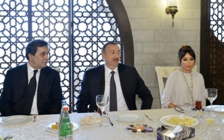 İlham Əliyev: `Azərbaycan bölgənin mədəniyyət mərkəzinə çevrilir`