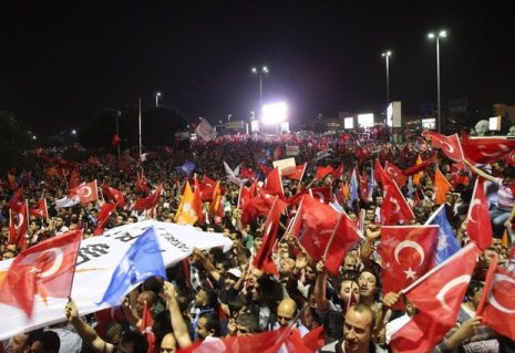 Turkey: Protests Taking New Shape