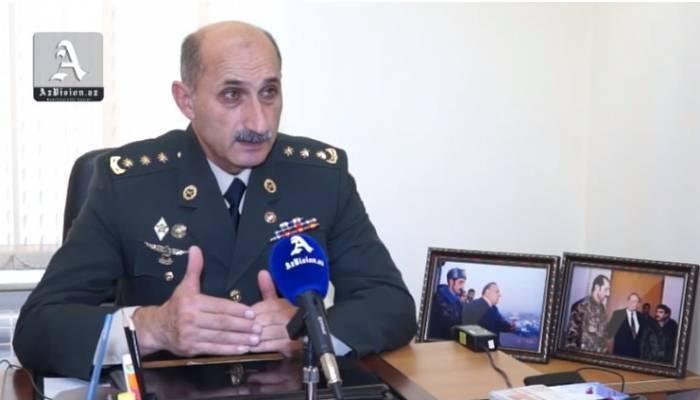 """Polkovnik Ramaldanov: """"Cəbhədə lokal döyüşlər başlaya bilər"""""""