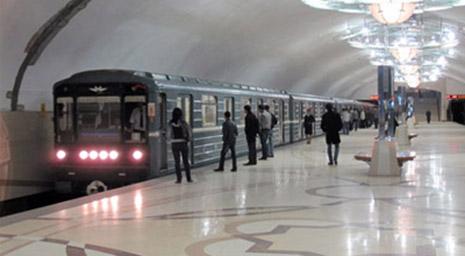 Metropoliten hərəkət qrafikini dəyişdi
