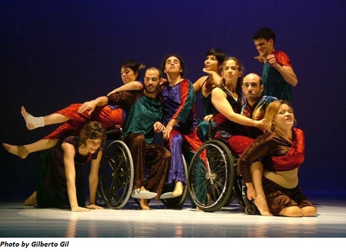 "Inclusive ""DanceAbility"" classes hold in Azerbaijan"