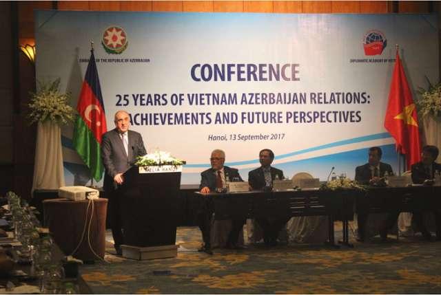 Vyetnam-Azərbaycan əlaqələri müzakirə edilib