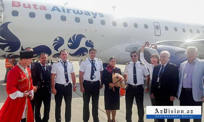 """""""Buta Airways"""" Kiyevdə - FOTOLAR"""