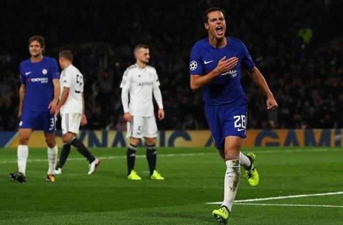 Barcelona demütigt Juventus, PSGs Neue treffen, Chelsea glänzt