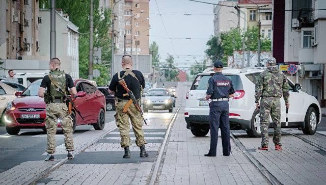 """Ukraynada """"nazir""""ə sui-qəsd edildi"""