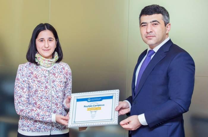 """Reyhan Camalova """"ASAN xidmət""""in İdeya müvəkkili oldu"""