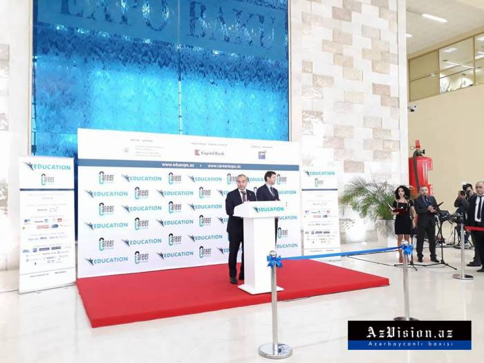 Baku hosts 11th International Education Exhibition - PHOTOS