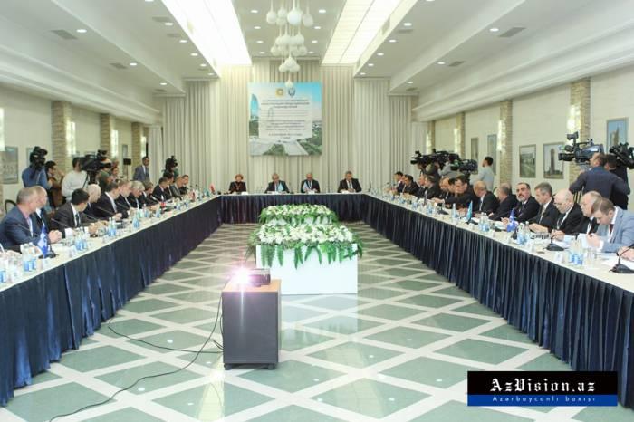 Baku hosts meeting of Special Service Bodies - PHOTOS