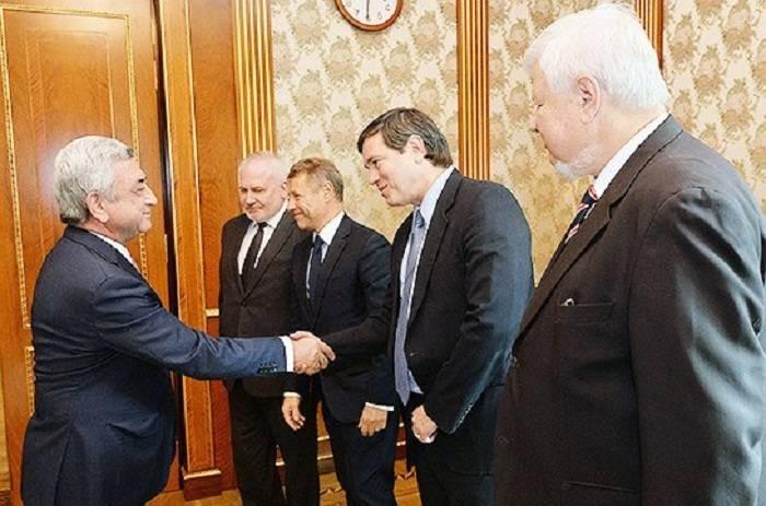 Organization of Azerbaijani, Armenian presidents' meeting discussed in Yerevan
