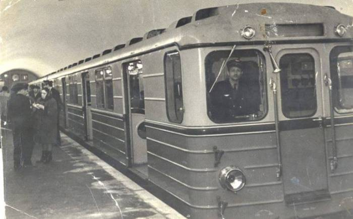 Bakı metrosunun ilk qatarı qəzaya uğrayıbmış