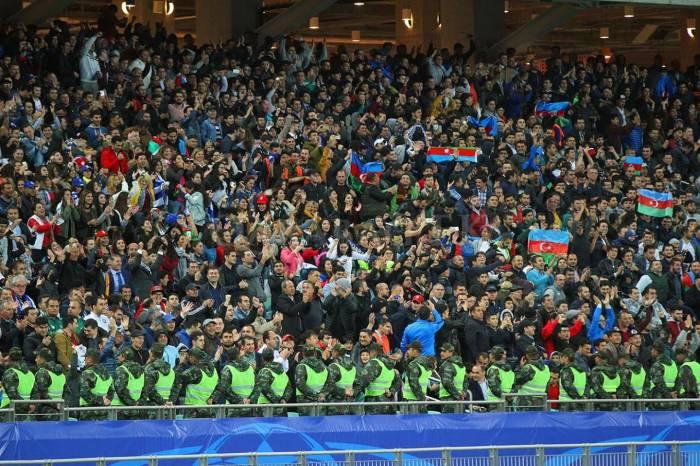 """""""Qarabağ""""- """"Atletiko"""" oyununa 35 min bilet satılıb"""
