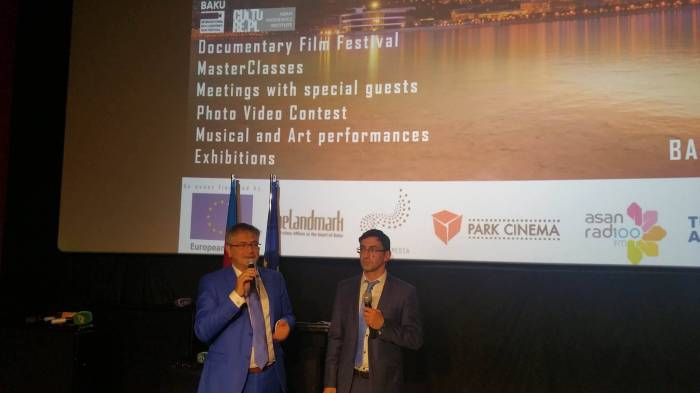 Bakıda Avropa Tolerantlıq Festivalı başlayıb