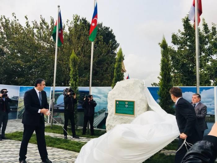 Azərbaycanla Rusiya arasında yeni körpü salınır