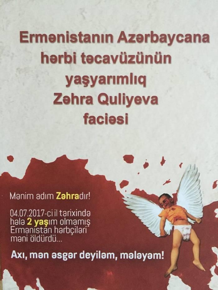 Deputat Zəhra Quliyeva ilə bağlı kitab yazıb