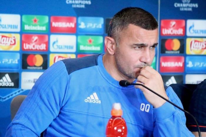 """Qurban Qurbanov: """"Atletiko"""" gücünü Bakıda göstərdi"""