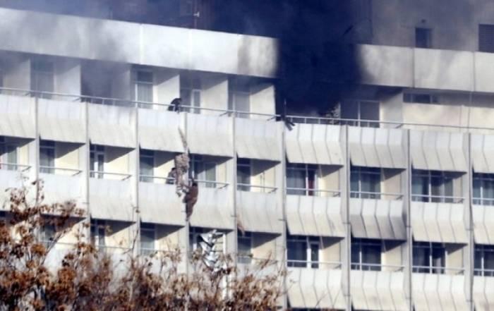 Kaboul: 6 morts après l'attaque d'un hôtel de luxe