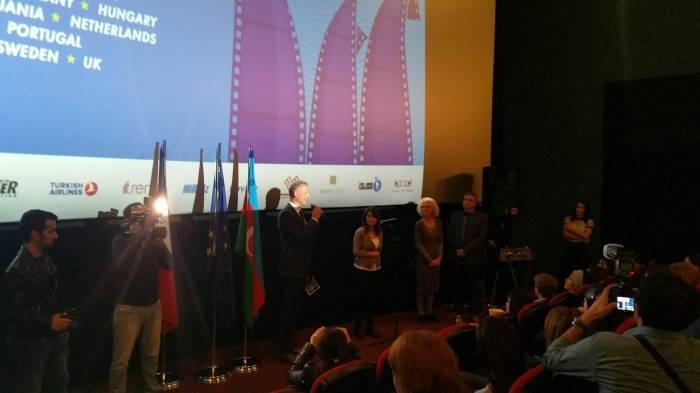 Bakıda 8-ci Avropa Film Festivalı başladı