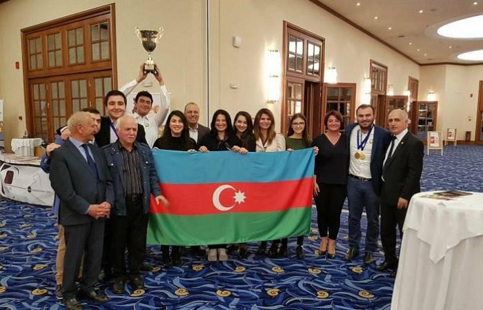 Azərbaycanın şahmat millisi Avropa Çempionu oldu - Yenilənib