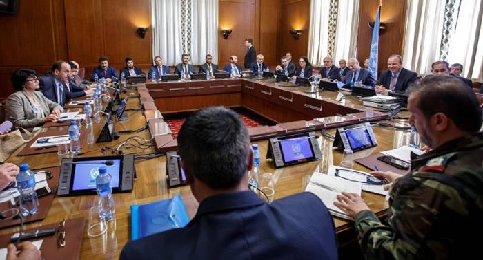 Nueva ronda de consultas sirias de Ginebra podría celebrarse en noviembre