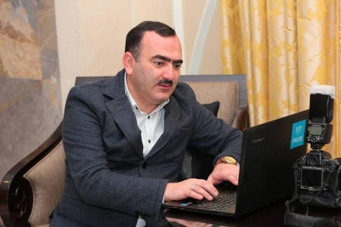Jurnalist Natiq Qədimov vəfat edib