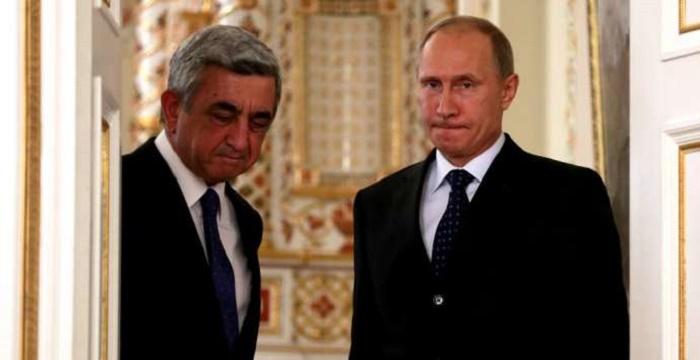 Médias arméniens : Poutine va faire retourner le 'Karabakh' à l`Azerbaïdjan.