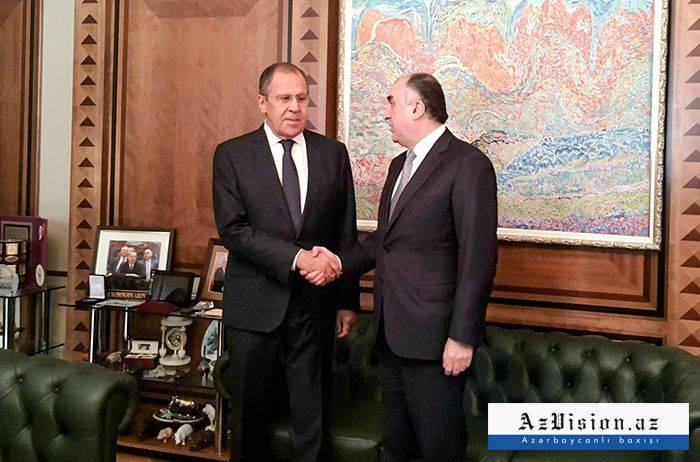 """Lavrov """"xəbərim yoxdur"""" dedi, Məmmədyarov isə tələb etdi..."""
