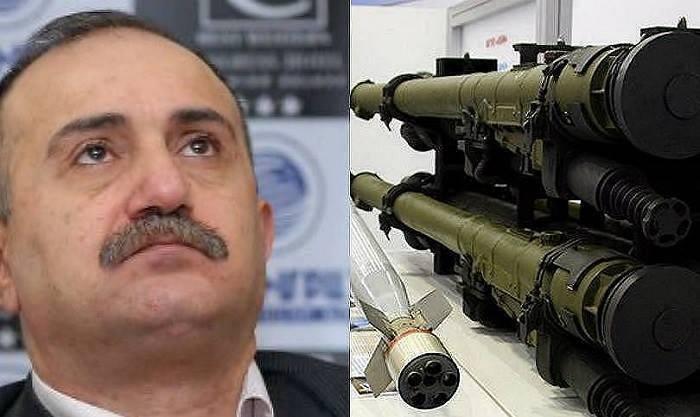 Samvel Babayan sentenced to 6 years