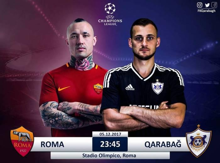 """""""Qarabağ"""" Romaya yollanır"""