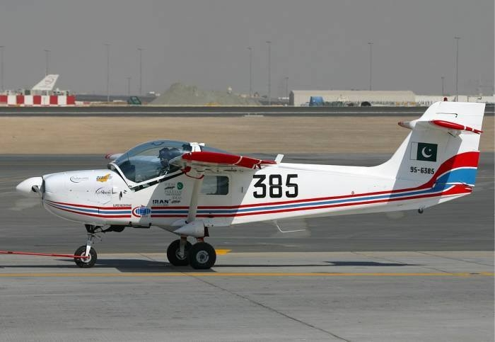 Azerbaijan, Turkey to purchase trainer aircraft from Pakistan