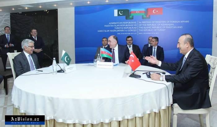 Azərbaycan-Türkiyə-Pakistan hərbi birliyi - İrəvan təlaş içindədir