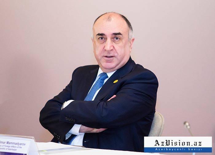Məmmədyarov gürcü nazirə Qarabağdan yazdı, təşəkkür etdi
