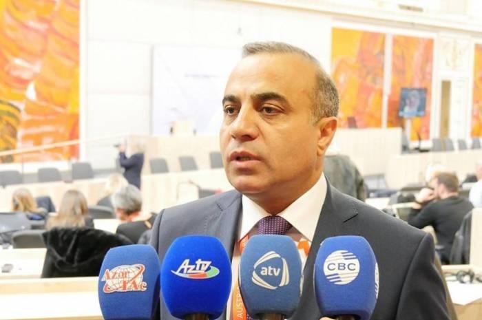 """Azay Quliyev: """"Bütün münaqişələrə vahid mövqedən yanaşılmalıdır"""""""