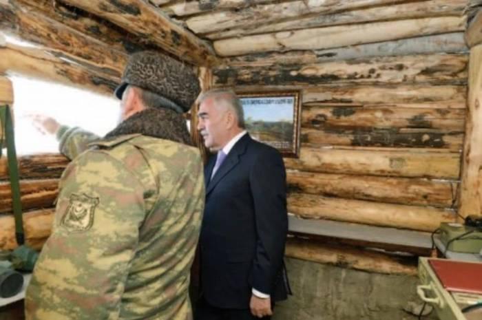 """General Kərəm Mustafayev: """"Əlverişli hücum mövqeyi seçilib"""""""