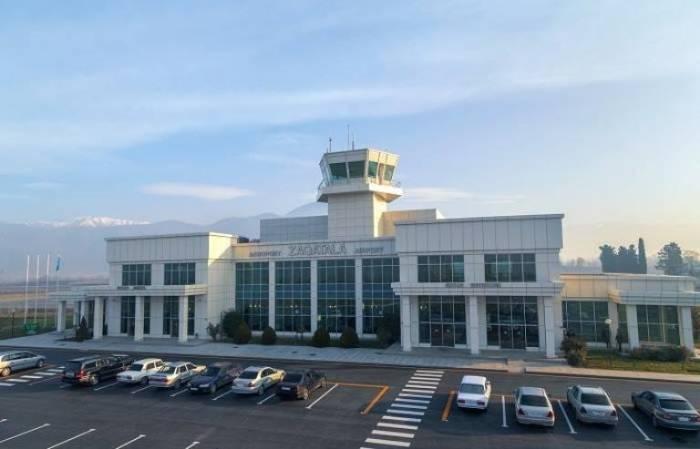 Zaqatala aeroportu istismara verilib