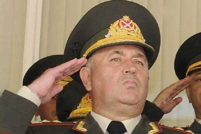 General Kərim Vəliyev:
