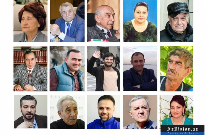 Bu il dünyasını dəyişən məşhur azərbaycanlılar - SİYAHI