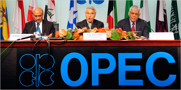 Azerbaijan invited to OPEC meeting in Vienna