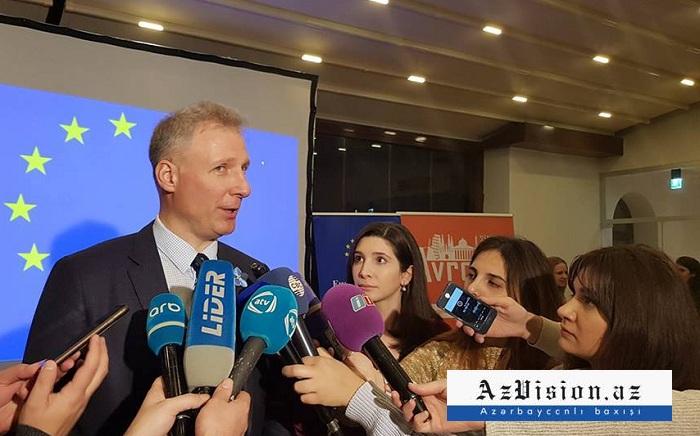 """""""Azərbaycanla aviasiya sazişi razılaşdırılıb"""" - Aİ rəsmisi"""