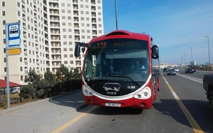 Jurnalistlərin avtobus problemi həll edildi