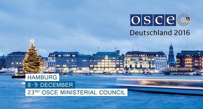 23rd OSCE Ministerial Council meeting kicks off in Hamburg - VIDEO