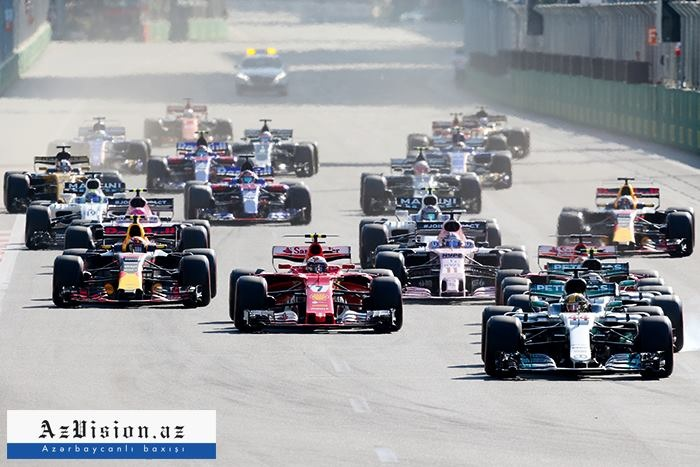 """Azərbaycan """"Formula-1""""dən 277,3 milyon dollar qazanıb"""
