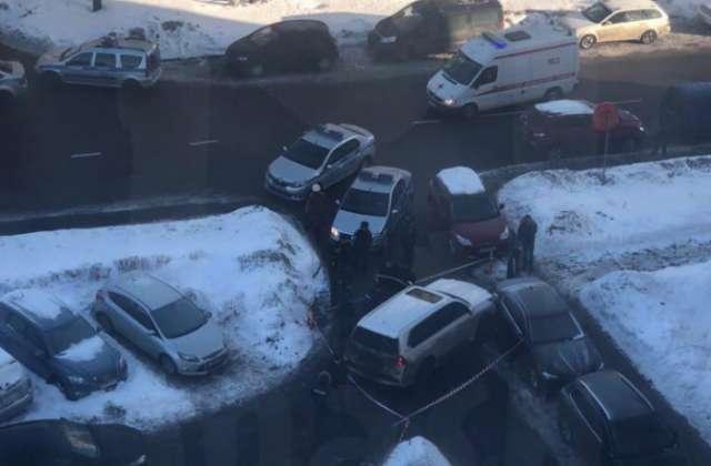 Moskvada azərbaycanlı biznesmen qətlə yetirildi - VİDEO