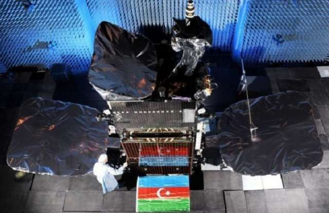 Azerbaijan to launch another satellite in April: Head of Azercosmos